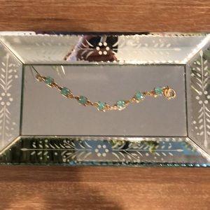 Catherine Popesco gold bracelet